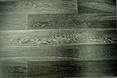 Mur en bois noir de fond Photo stock