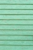 Mur en bois peint - texture ou fond image stock