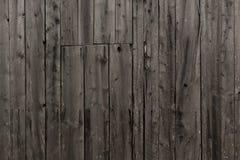 Mur en bois superficiel par les agents Image stock