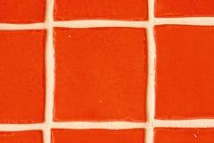 Mur en céramique Photographie stock