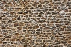 Mur en pierre à Paris Photographie stock libre de droits