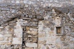 Mur en pierre 1 Image stock