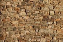 Mur en pierre Photos libres de droits