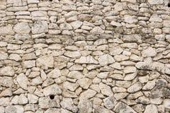 Mur en pierre 2 Image libre de droits
