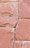 Mur en pierre. Photographie stock libre de droits