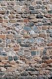 Mur en pierre. Images libres de droits