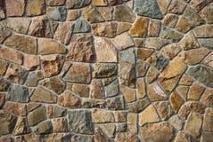 Mur en pierre Images stock