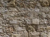 Mur en pierre 1 Images libres de droits