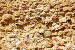 Mur en pierre antique photo libre de droits