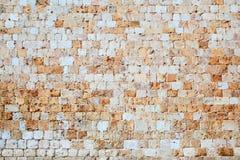 Mur en pierre antique image stock