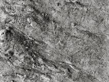 Mur en pierre avec des fissures Image libre de droits