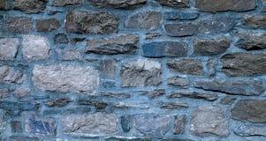 Mur en pierre bleu abstrait photographie stock libre de droits