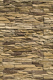 Mur en pierre décoratif Photos libres de droits