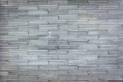 Mur en pierre d'ardoise grise moderne photos stock