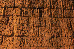 Mur en pierre dans un tunnel, Photographie stock libre de droits