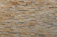 Mur en pierre de rouille