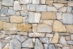 Mur en pierre de texture image libre de droits