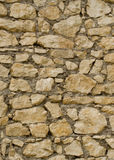Mur en pierre de texture sans couture Image libre de droits