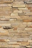 Mur en pierre, fond Images libres de droits