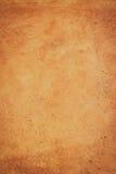 Mur en pierre ocre photo stock