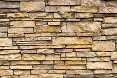 Mur en pierre rugueux Image stock