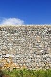 Mur en pierre rustique Photographie stock libre de droits