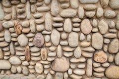 Mur en pierre traditionnel Images stock