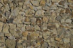 Mur enrichi Photographie stock libre de droits