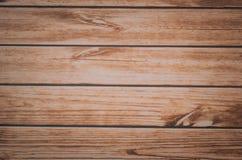 Mur fait de planches en bois Texture en bois de mur photo stock