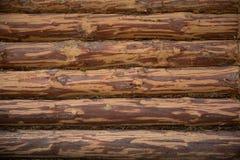 Mur fait en vieil en bois de bois de construction fond d'un texturisé photographie stock
