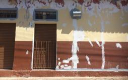 Mur fixe Images libres de droits