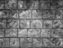 Mur fonc? de concreate images libres de droits