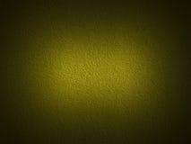 Mur foncé de peinture d'or de texture Photo libre de droits