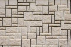 Mur garni des dalles en pierre Photographie stock libre de droits
