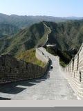 Mur grand d'échines Photo stock