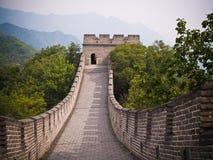 mur grand de mutianyu photo libre de droits