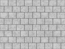 Mur gris de bloc Images libres de droits