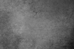 Mur gris en béton Images stock
