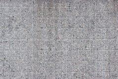mur gris moderne comme recouvrement de texture de petites pierres sur le fond Images libres de droits