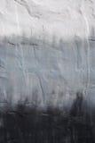 Mur gris texturisé de son Images stock