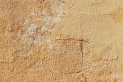 Mur grunge de la vieille maison Photographie stock