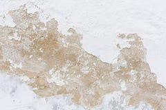 Mur grunge modifié blanc photographie stock libre de droits