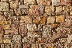 Mur historique Photos stock