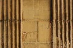 Mur - le revêtement avec le soulagement détaille le bacground de texture Photo libre de droits