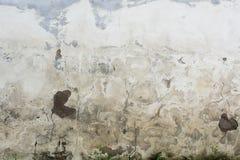 Mur modifié Photo libre de droits