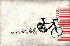 Mur mural d'idée de conception d'art d'amusement Image stock