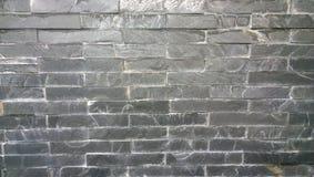 Mur noir Photographie stock