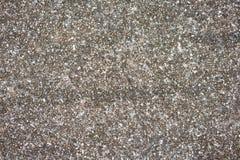Mur noueux de ciment de roche Photographie stock libre de droits