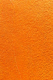 Mur orange photo stock
