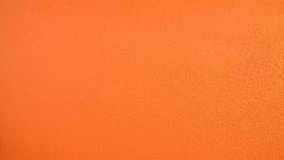 Mur orange Photographie stock libre de droits